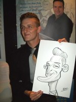Wedding Caricaturist Europe Uk